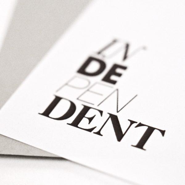 Independent Talent Logo