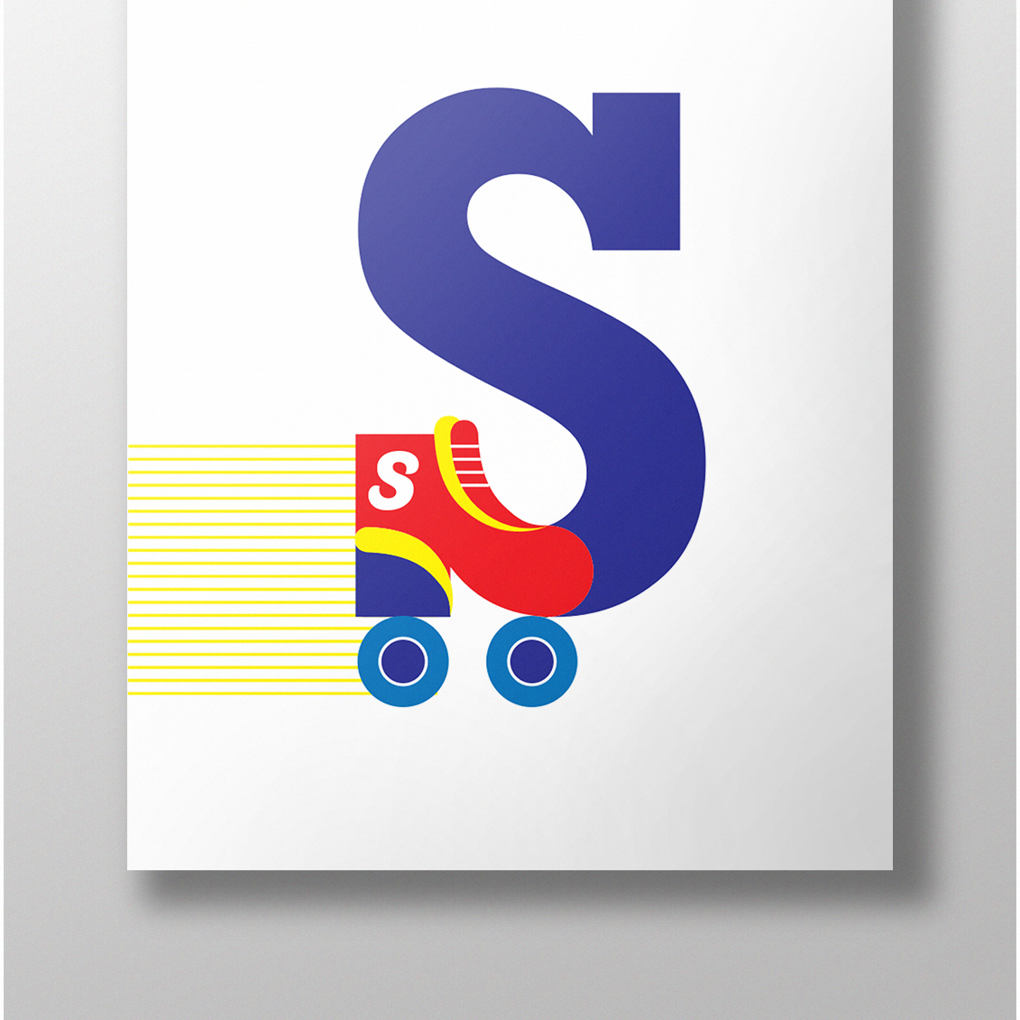 alphablot alphabet illustration skaye letter s