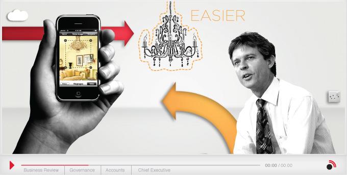 Kingfisher digital treatment 1